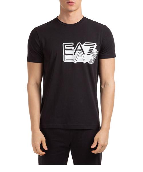 T-shirt Emporio Armani EA7 3hpt14pj03z1200 black