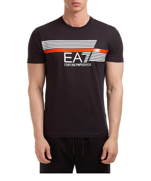 T-shirt Emporio Armani EA7 3HPT34PJ02Z1200 black
