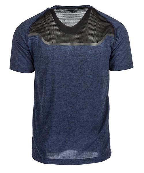 T-shirt maglia maniche corte collo a v uomo secondary image
