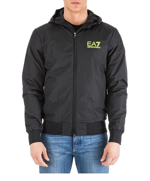 Men's outerwear jacket blouson cappuccio