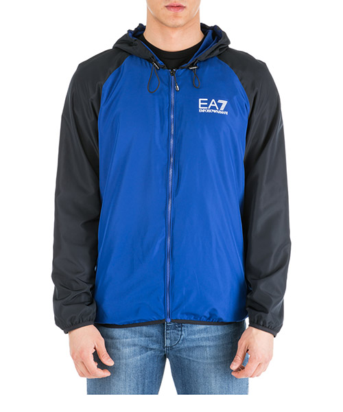 Chaqueta Emporio Armani EA7 6GPB04PN28Z1570 mazarine blue