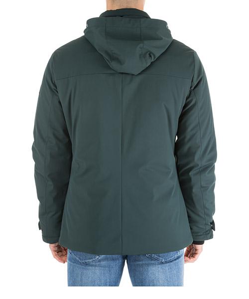 Men's outerwear jacket blouson cappuccio secondary image