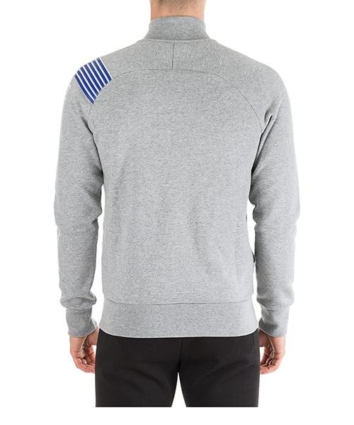 Herren sweatshirt mit zip secondary image
