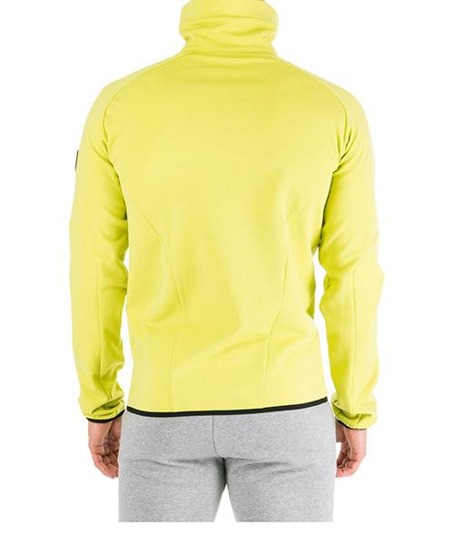 Hommes sweat avec zip secondary image