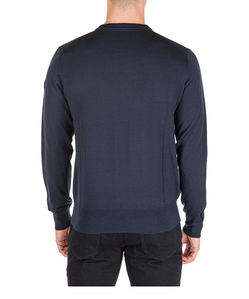 Men's crew neck neckline jumper sweater pullover secondary image