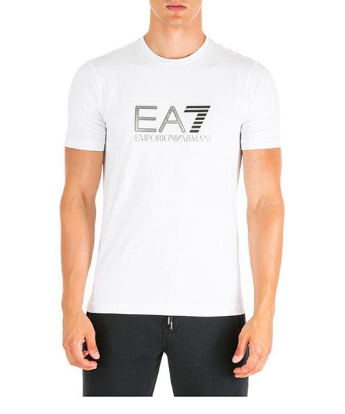 T-shirt Emporio Armani EA7 6gpt09pj20z1100 white