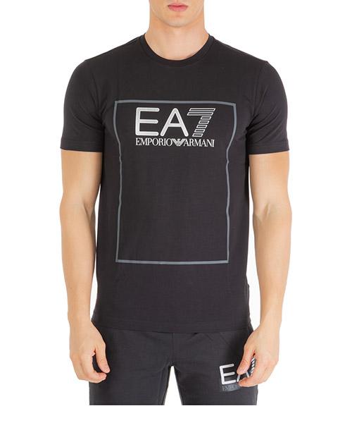 T-shirt Emporio Armani EA7 6gpt09pj20z1200 black