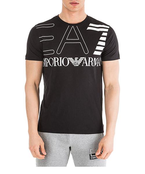 T-shirt Emporio Armani EA7 6GPT11PJ02Z1200 nero