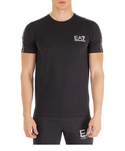 T-shirt Emporio Armani EA7 6gpt13pj20z1200 black