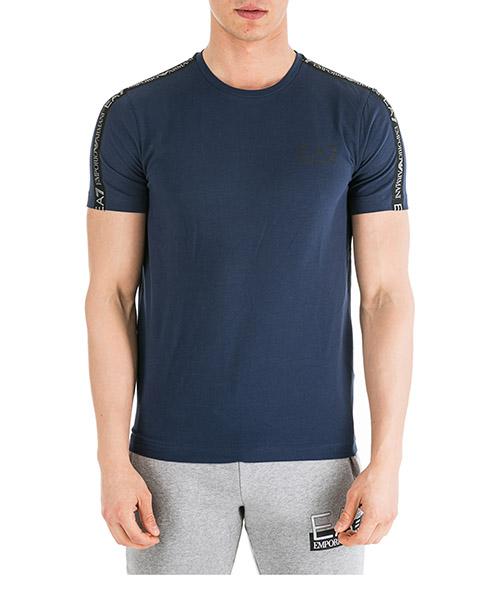 T-shirt Emporio Armani EA7 6GPT13PJ20Z1554 navy blue