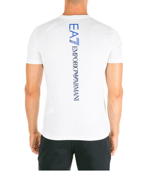 T-shirt Emporio Armani EA7 6gpt15pj02z1100 white