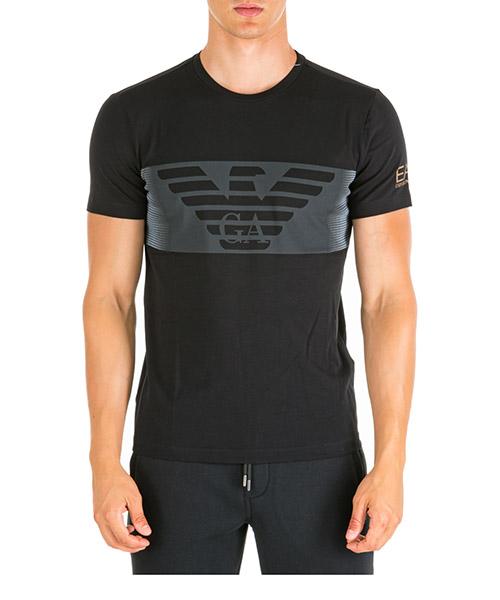 T-shirt Emporio Armani EA7 6gpt56pjq9z1200 black