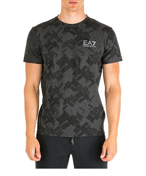 T-shirt Emporio Armani EA7 6gpt70pjv5z2216 nero