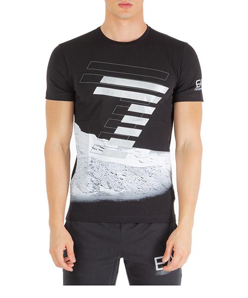 T-shirt Emporio Armani EA7 6gpt72pjp6z1200 black
