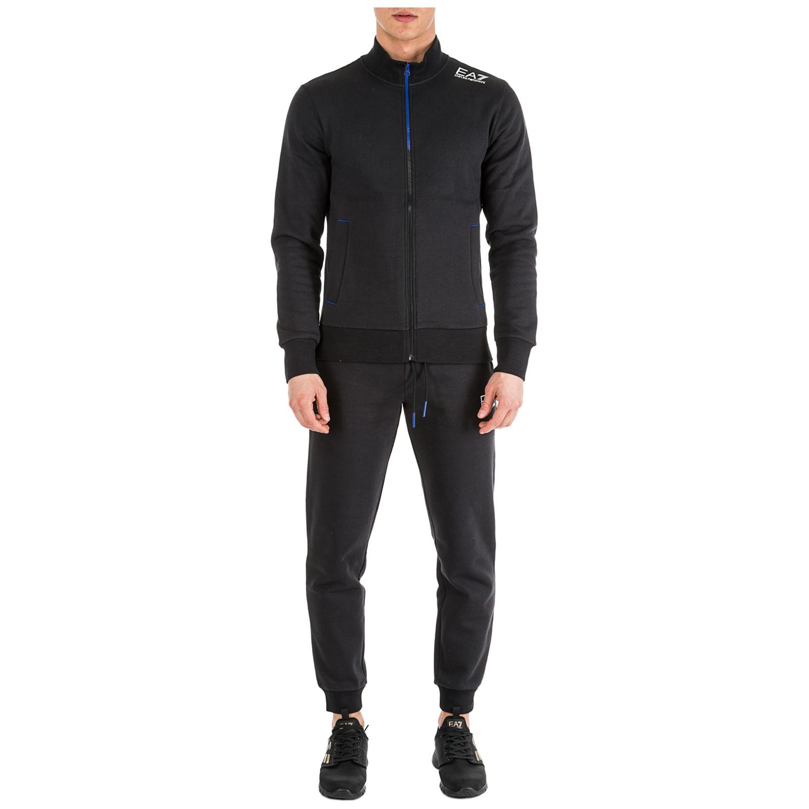 info for 4bc36 97685 Tuta uomo fashion completo felpa pantaloni