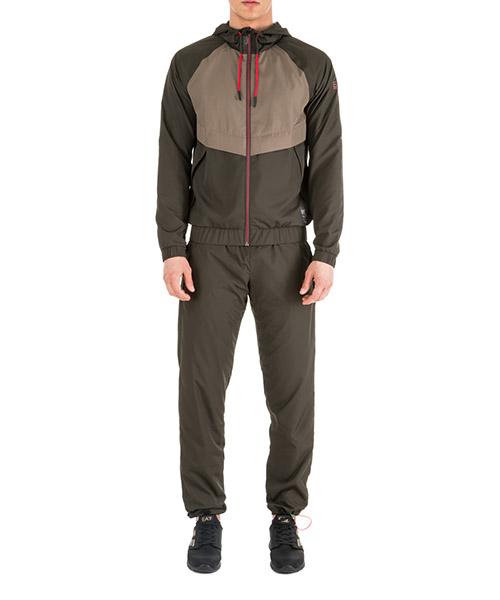 Men's tracksuit pants with sweatshirt fashion