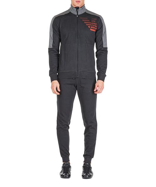 Спортивный костюм Emporio Armani EA7 6gpv63pj05z1200 grigio