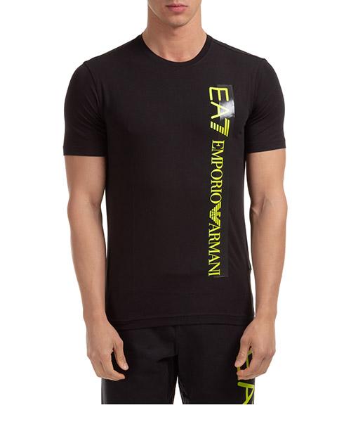 T-shirt Emporio Armani EA7 6HPT17PJ03Z1200 nero