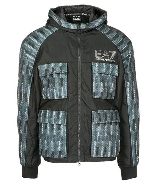 Outerwear blouson Emporio Armani EA7 6ZPB49PN02Z1200 black