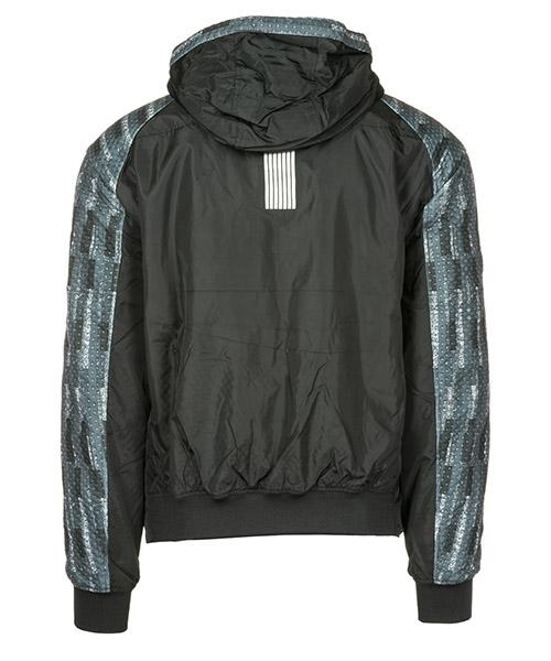 Men's outerwear jacket blouson hood secondary image