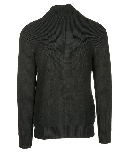 Maglione maglia uomo con zip secondary image