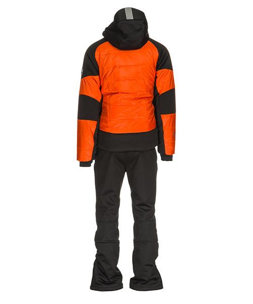 Men's ski suit jacket trousers winter secondary image