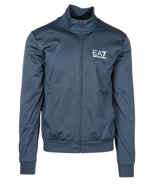 Толстовка на молнии  Emporio Armani EA7 6ZPM12PJ08Z0540 navy blue