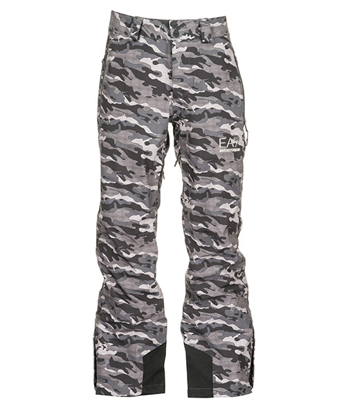 Ski trousers Emporio Armani EA7 6ZPP04PNL6Z2922 fancy grey