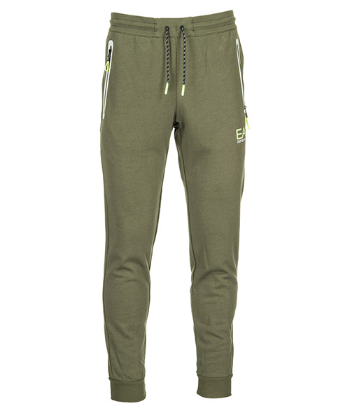 Sport trousers  Emporio Armani EA7 6ZPP85PJJ5Z1852 forest night