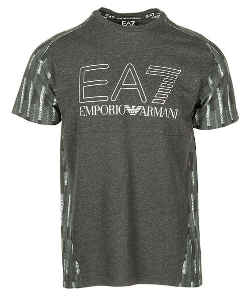 T-shirt Emporio Armani EA7 6ZPT18PJ04Z3909 carbon melange