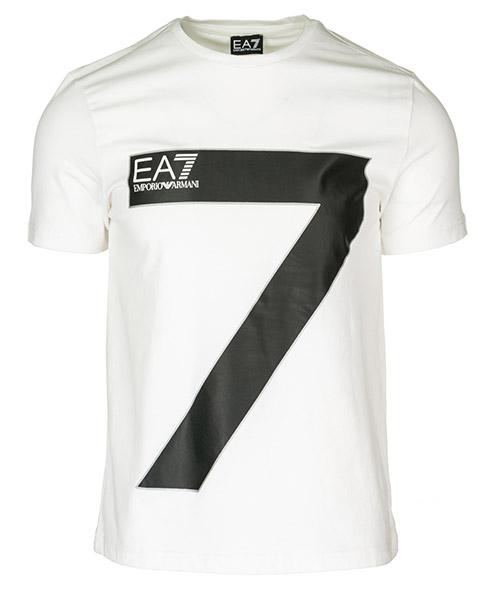 T-shirt Emporio Armani EA7 6ZPT31PJ18Z1100 bianco