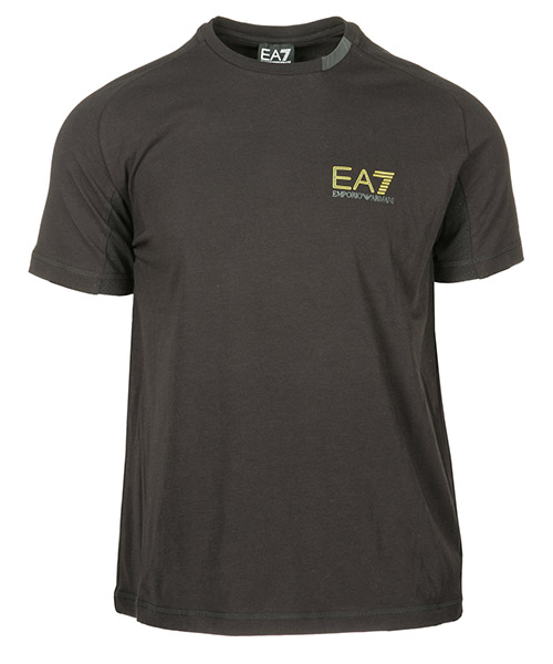 T-shirt Emporio Armani EA7 6ZPT59PJ03Z1200 nero ... 7f888a35ae4