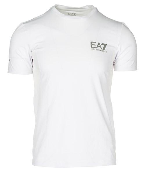 T-shirt Emporio Armani EA7 8NPT02PJ17Z1100 bianco