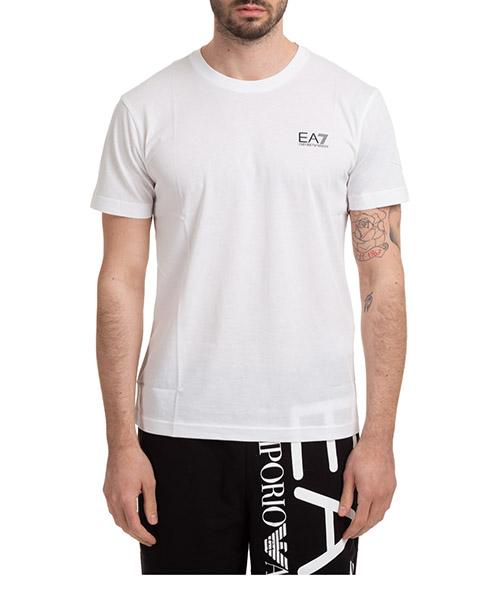 T-shirt Emporio Armani EA7 8npt51pjm9z1100 bianco