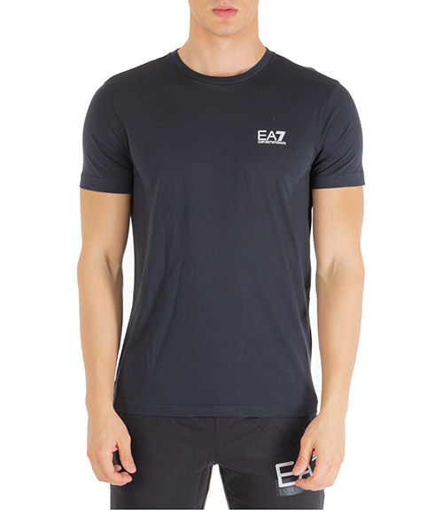 Camiseta Emporio Armani EA7 8npt51pjm9z1578 night blue