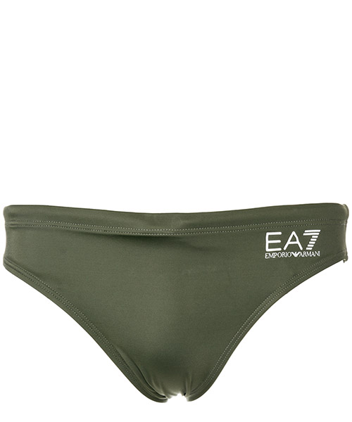 Brief swimsuit Emporio Armani EA7 901005CC70416444 forest night