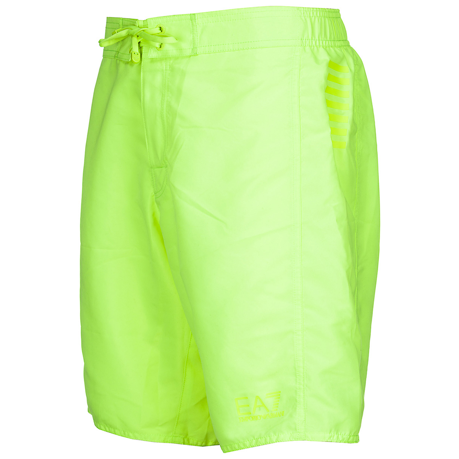 Boxer mare emporio armani ea7 9020068p73002560 fluo yellow - Costume da bagno uomo armani ...