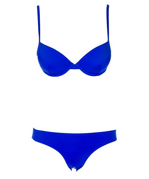 Bikini Emporio Armani EA7 911026CC41710233 eletric blue
