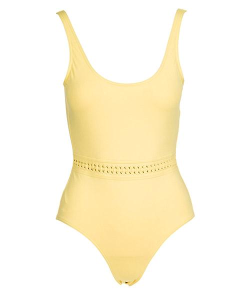 Costume intero Eres 011817 giallo