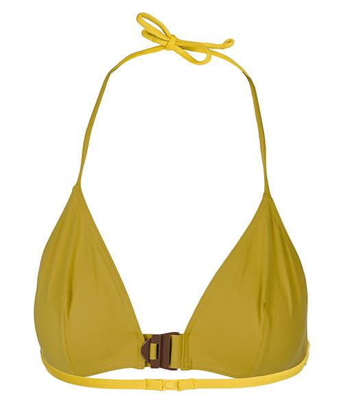 Bikini triangolo pezzo sopra donna secondary image