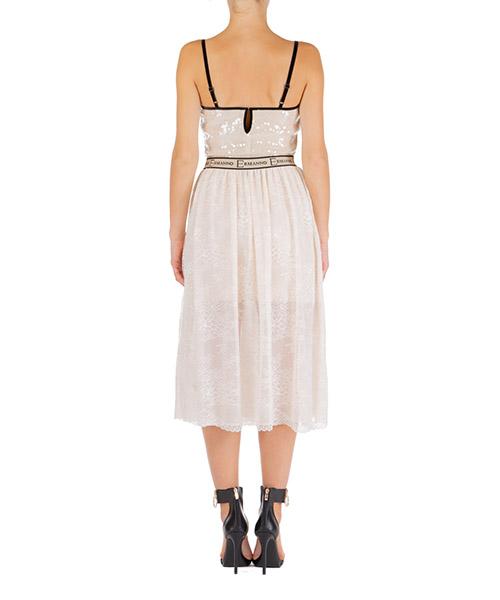 Vestito abito donna in pizzo secondary image