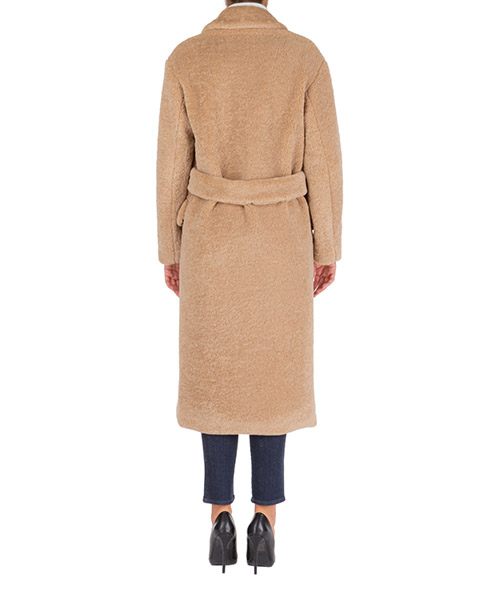 Manteau longs femme  teddy secondary image