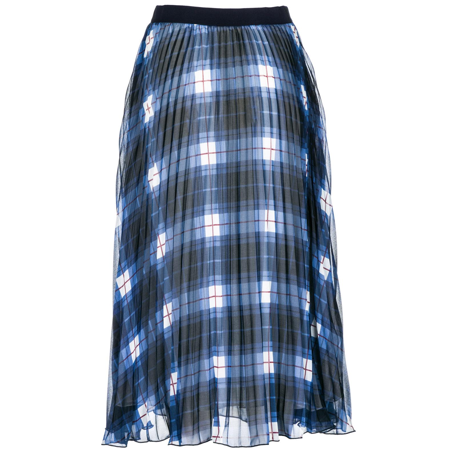 Women's skirt longuette