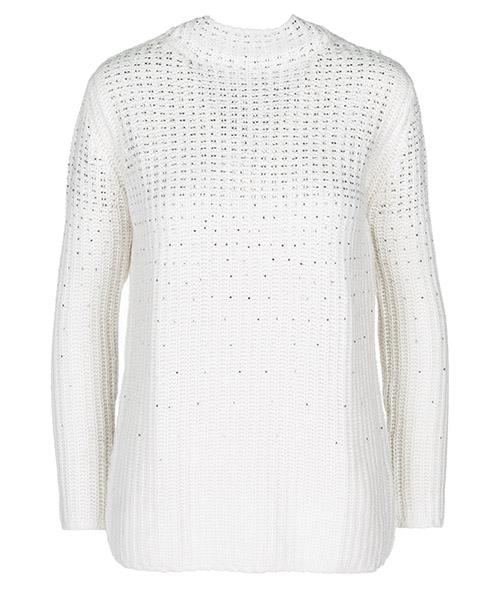 Maglione Ermanno di Ermanno Scervino MG0500249 bianco