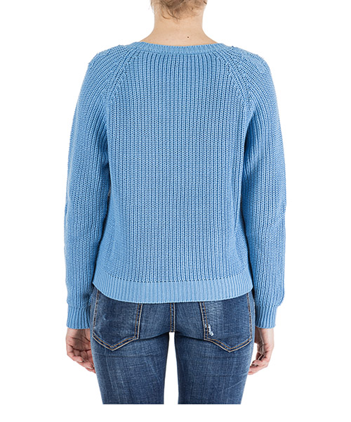 Women's jumper sweater girocoll girocollo secondary image