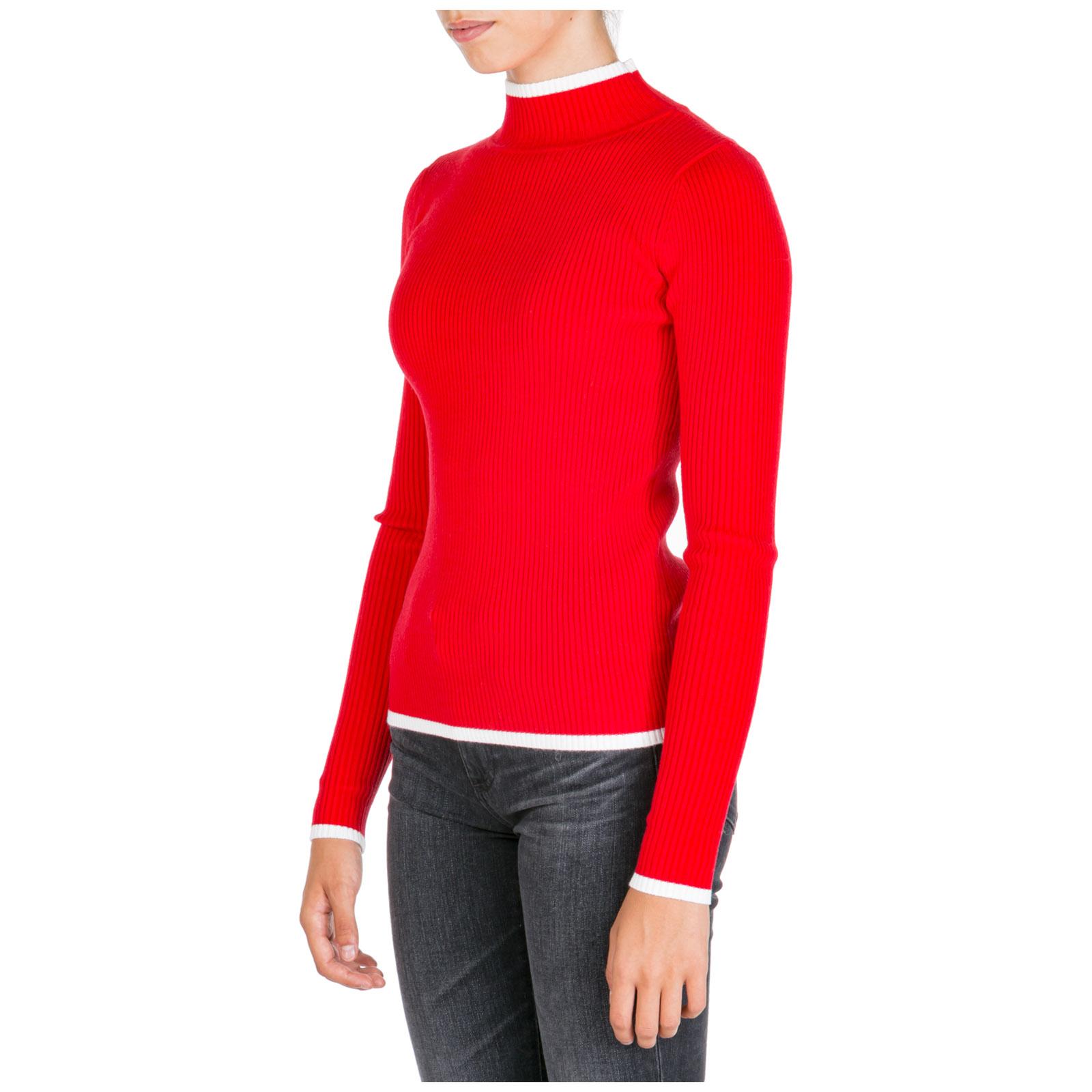 più amato 6fa01 1c96f Dolcevita collo alto maglione maglia donna