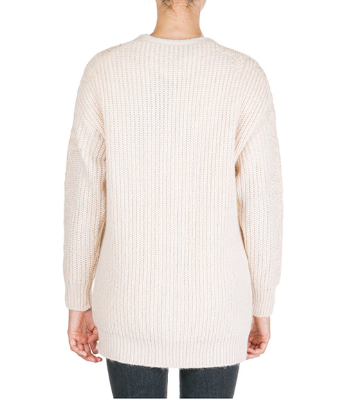Women's cardigan sweater secondary image