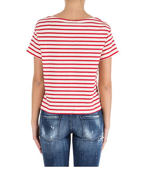 Women's t-shirt short sleeve crew neck round secondary image
