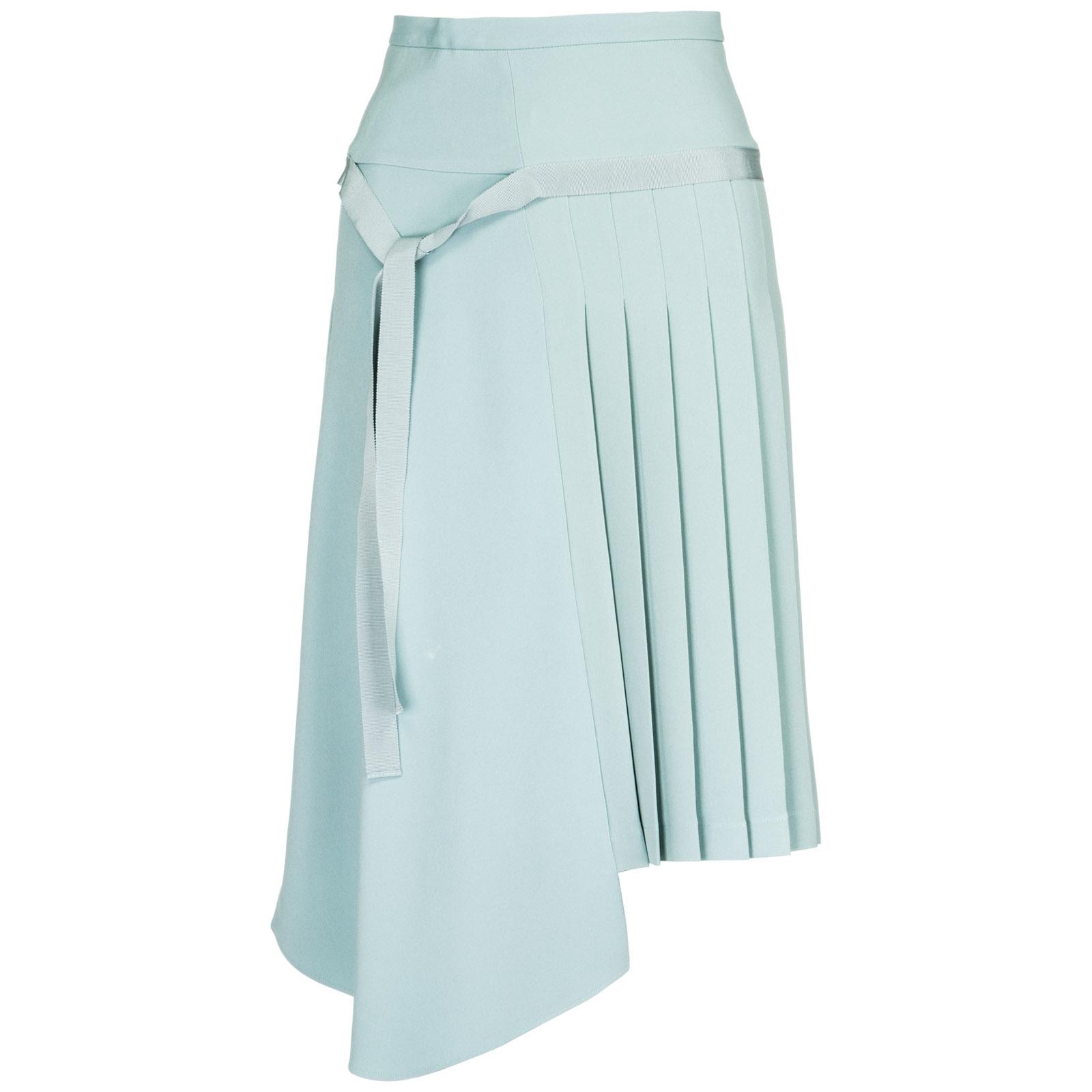 Women's skirt knee length midi