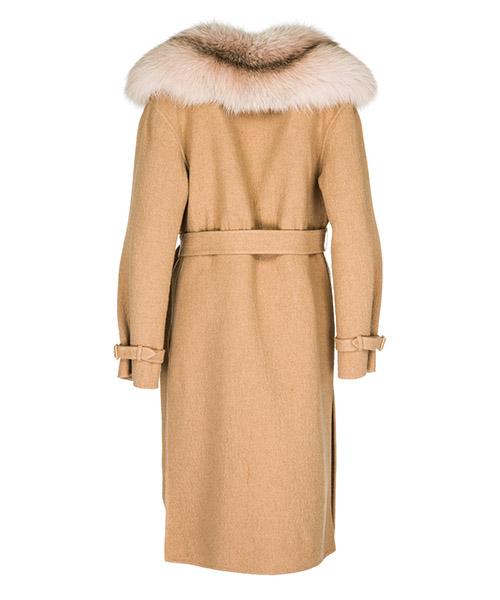 Abrigo de lana de mujer secondary image